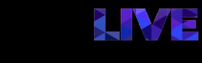 Pos Live | logo azul